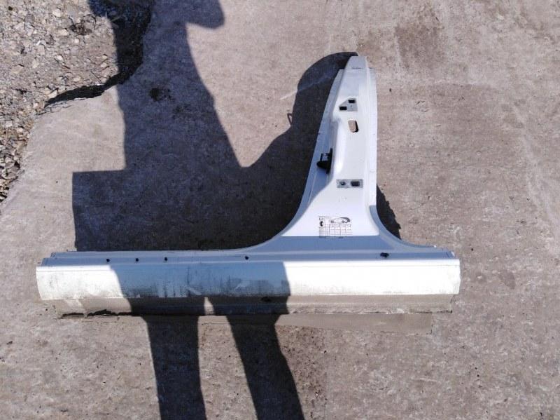 Порог кузовной Ford Mondeo 4 PNBA 2010 левый (б/у)