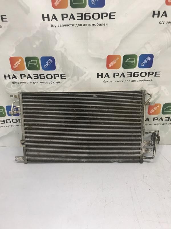 Радиатор кондиционера Hyundai Tucson JM G4GC 2008 (б/у)