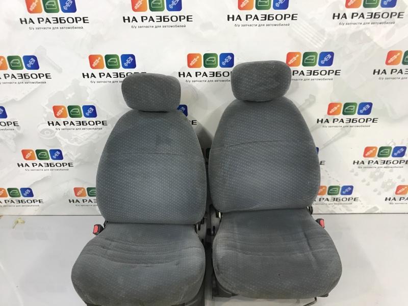 Комплект сидений Suzuki Swift 2 (б/у)