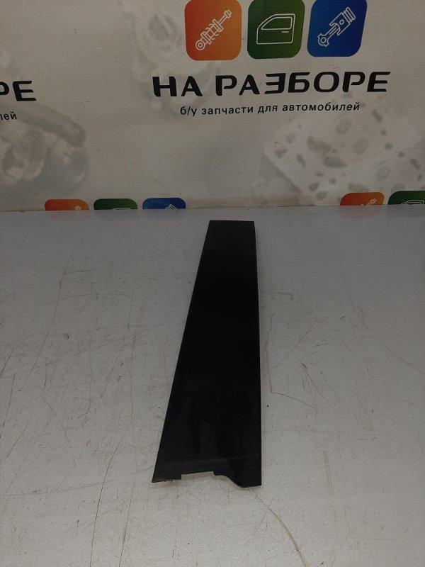 Накладка на рамку двери Chery Tiggo 2 1.5 2017 передняя левая (б/у)