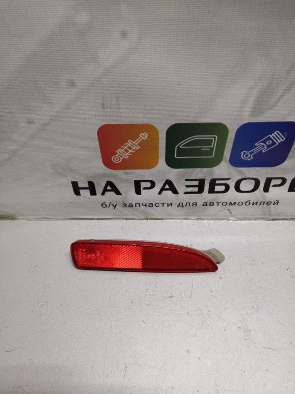 Катафот бампера Mazda 6 GJ PE-VPS 2.0 2013 задний правый (б/у)