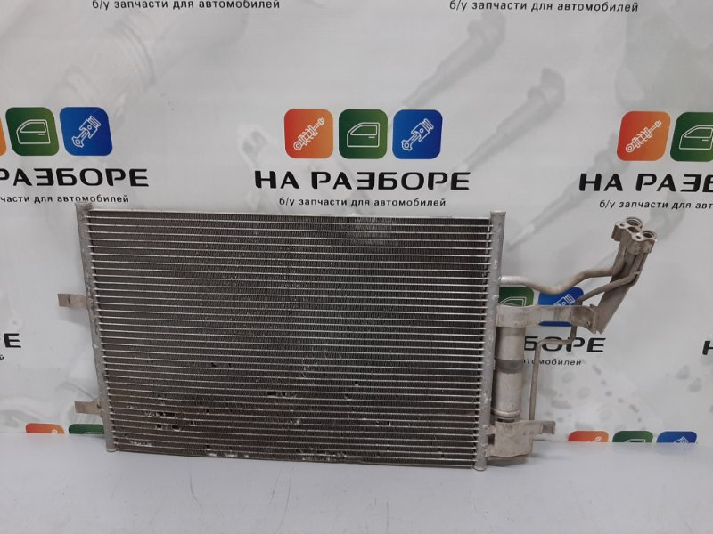 Радиатор кондиционера Mazda 3 BK 1.6 2008 (б/у)