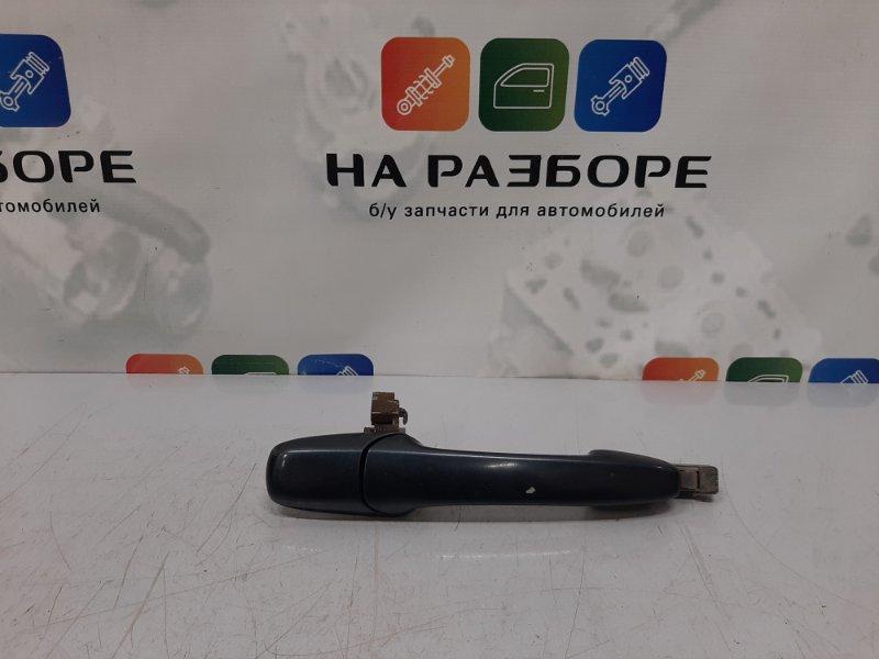 Ручка двери внешняя Mazda 3 BK 1.6 2008 задняя правая (б/у)