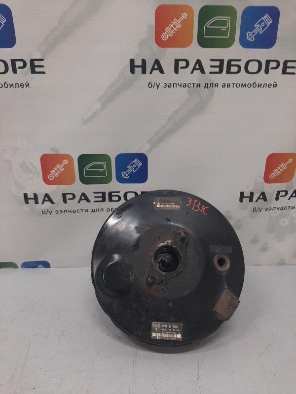 Вакуумный усилитель Mazda 3 BK 1.6 2008 (б/у)