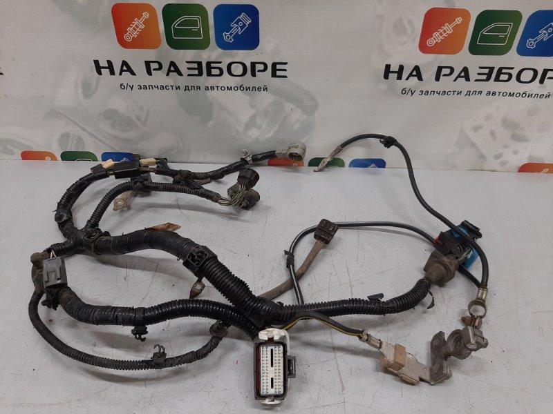 Проводка двигателя Mazda 3 BK 1.6 2008 (б/у)