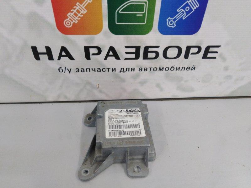 Блок управления air bag Lada Priora ХЭТЧБЕК 1.6 2011 (б/у)