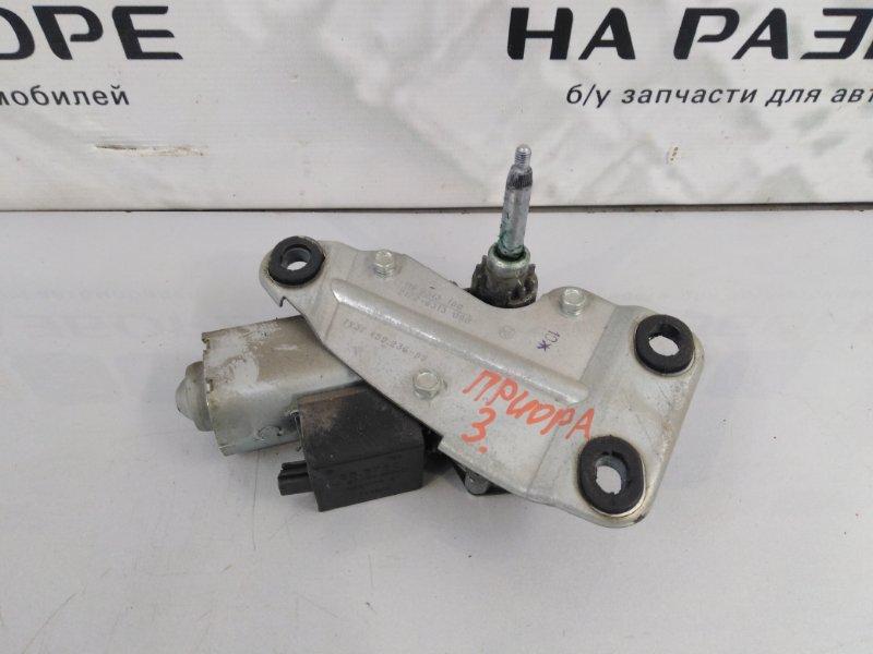 Мотор дворников Lada Priora ХЭТЧБЕК 1.6 2011 задний (б/у)