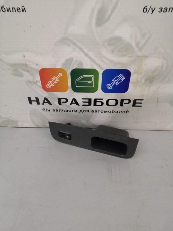Блок управления стеклами (кнопка ) Lada Priora ХЭТЧБЕК передний правый (б/у)