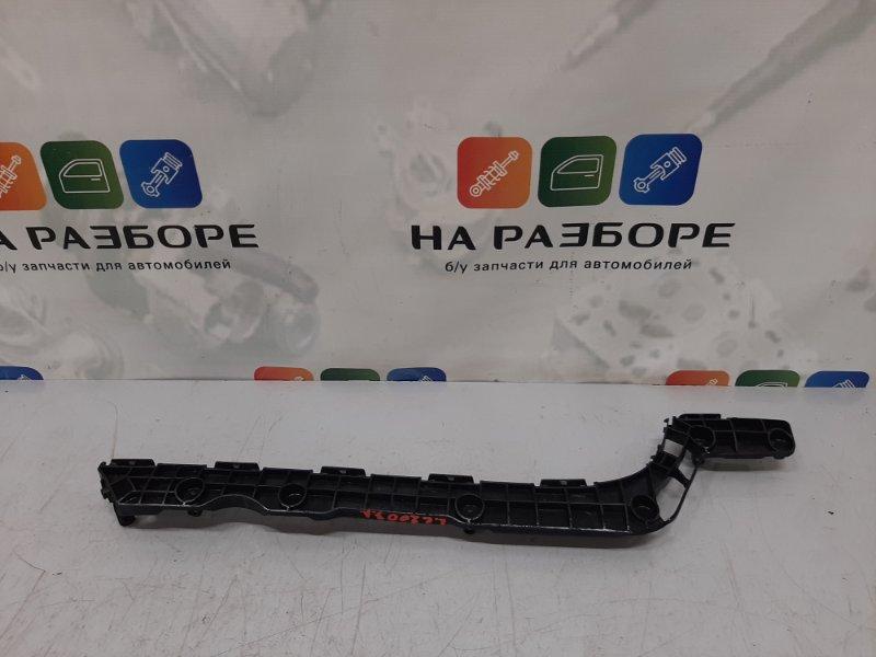 Крепление бампера Toyota Land Cruiser 200 1VD-FTV 2014 заднее левое (б/у)