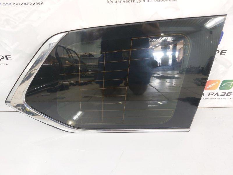 Форточка в крыло Lexus Lx570 3 3UR-FE 2017 задняя правая (б/у)