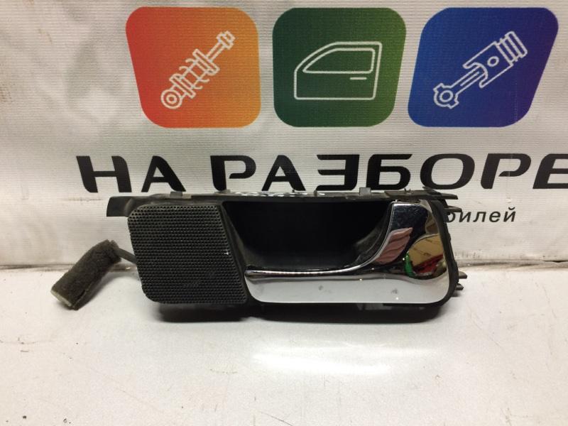 Ручка двери внутренняя Chevrolet Lacetti передняя правая (б/у)