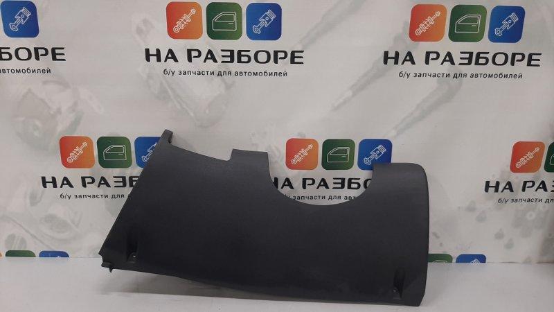 Накладка торпедо под рулевой колонкой Kia Ceed ED G4FC 2008 (б/у)