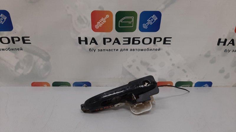Ручка двери внешняя Kia Ceed ED G4FC 2008 передняя правая (б/у)