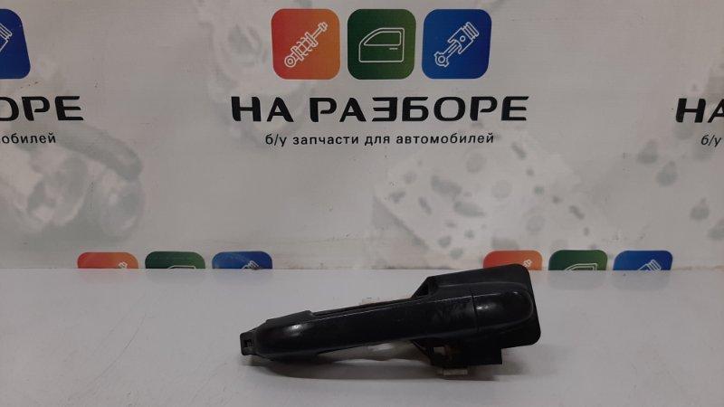 Ручка двери внешняя Kia Ceed ED G4FC 2008 задняя левая (б/у)