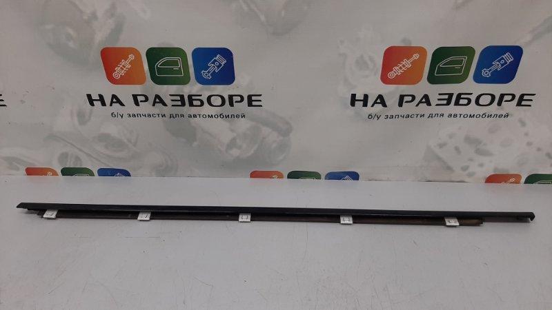 Молдинг стекла Kia Ceed ED G4FC 2008 передний левый (б/у)