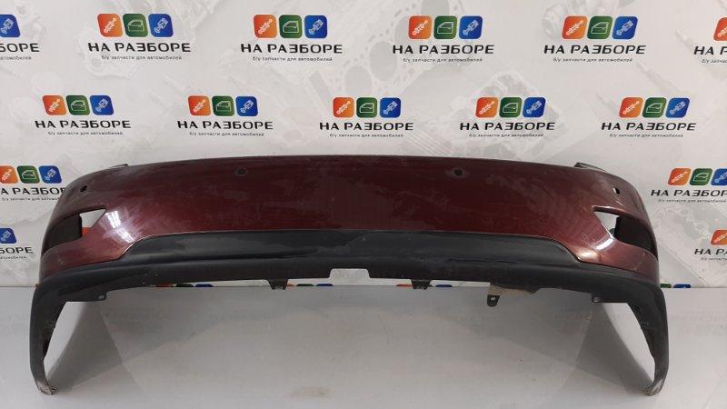 Бампер Lexus Rx 350 2014 задний (б/у)