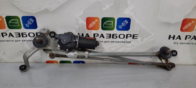 Трапеция стеклоочистителя Infiniti Qx56 Z62 VK56 2012 передняя (б/у)