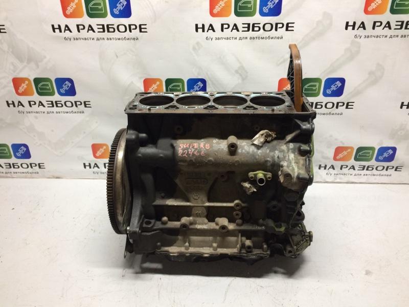 Двигатель Skoda Superb 3T CDA 2011 (б/у)