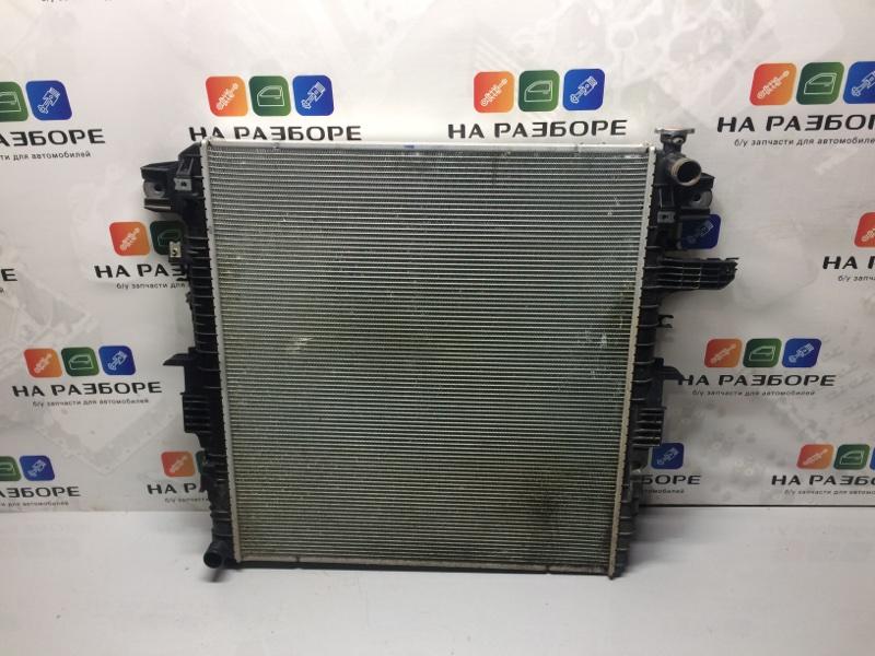 Радиатор двс Infiniti Qx56 Z62 VK56 2012 (б/у)