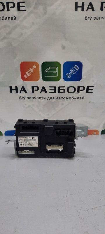 Блок комфорта Infiniti Qx56 Z62 VK56 2012 (б/у)
