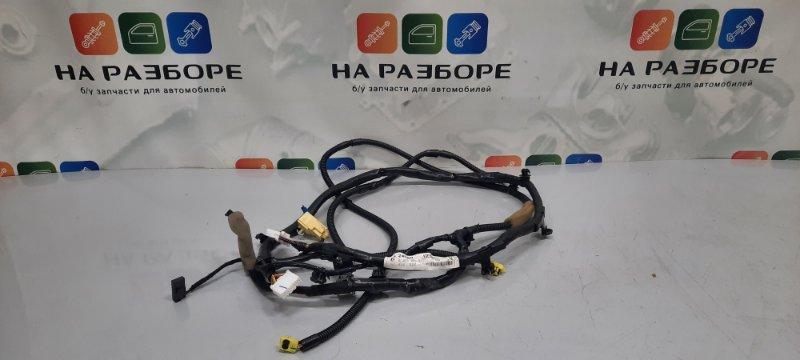 Проводка потолка Infiniti Qx56 Z62 VK56 2012 левая (б/у)