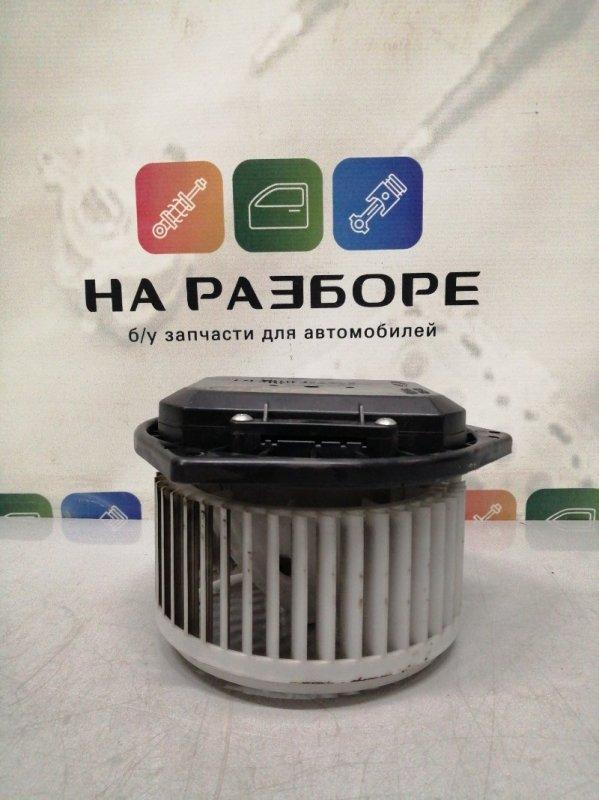 Мотор печки Infiniti Qx56 Z62 VK56 2012 передний (б/у)