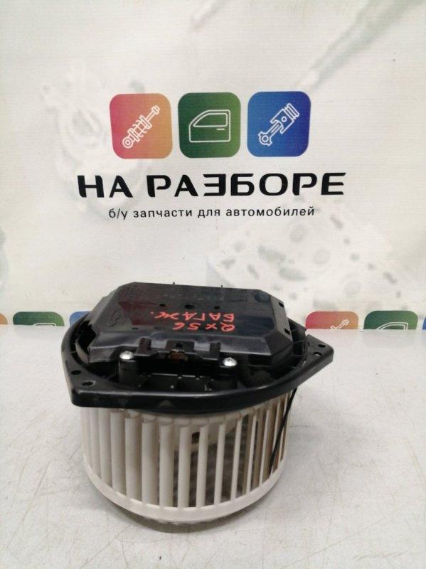 Мотор печки Infiniti Qx56 Z62 VK56 2012 задний (б/у)