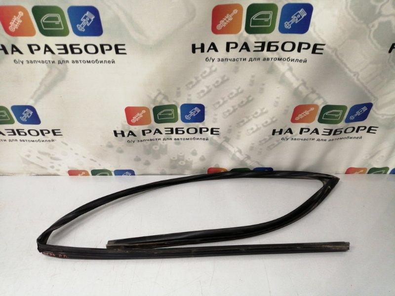 Уплотнительная резинка стекла двери Infiniti Qx56 Z62 VK56 2012 передняя левая (б/у)