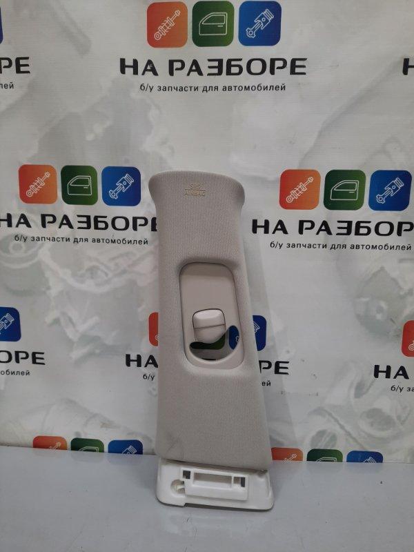 Накладка на стойку внутренняя Infiniti Qx56 Z62 VK56 2012 передняя левая (б/у)