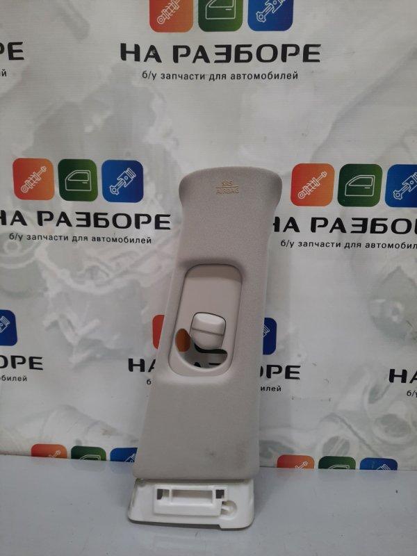 Накладка на стойку внутренняя Infiniti Qx56 Z62 VK56 2012 передняя правая (б/у)