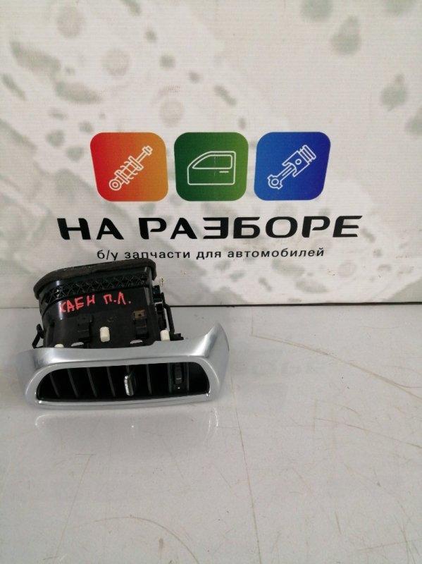 Дефлектор на торпедо Porsche Cayenne 958 M48.02 2014 передний левый (б/у)