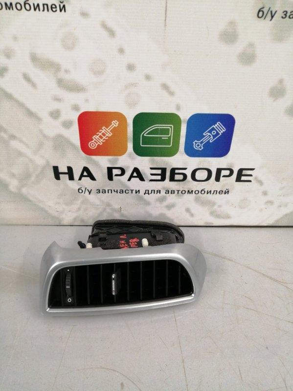 Дефлектор на торпедо Porsche Cayenne 958 M48.02 2014 левый (б/у)