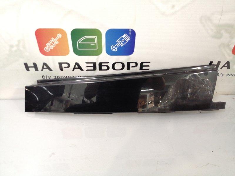 Накладка двери наружная Porsche Cayenne 958 M48.02 2014 задняя правая (б/у)