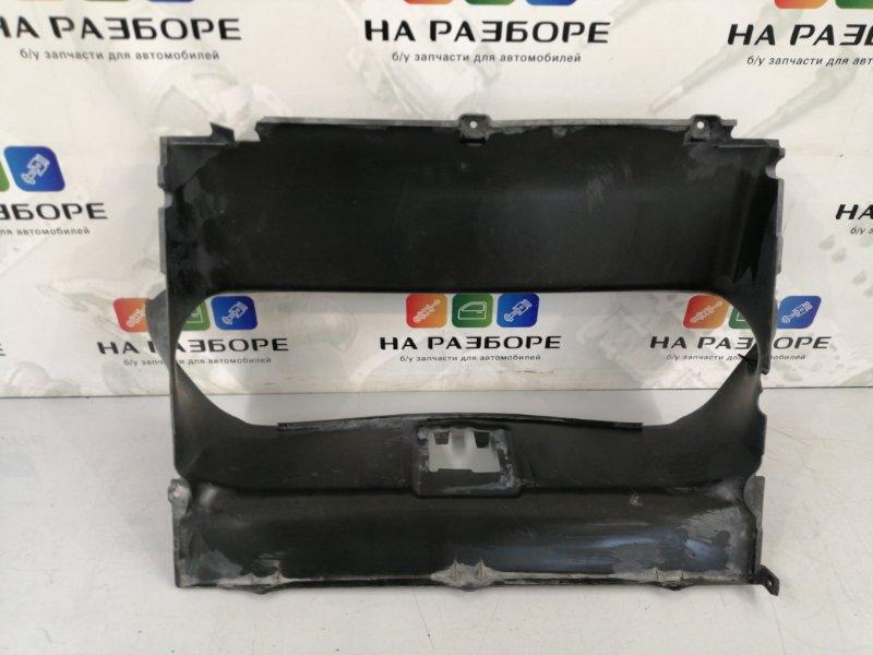 Дефлектор радиатора Porsche Cayenne 958 M48.02 2014 (б/у)