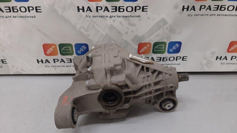 Редуктор Porsche Cayenne 958 M48.02 2014 задний (б/у)