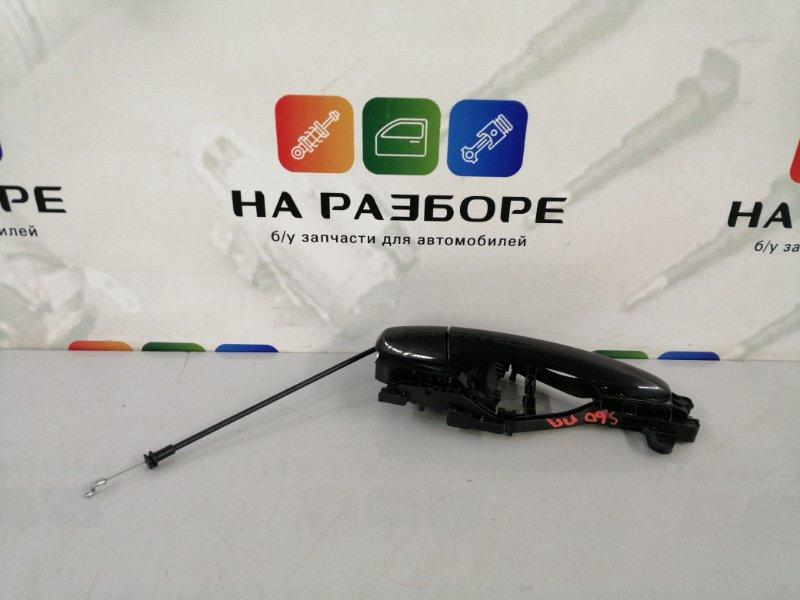 Ручка двери внешняя Volvo S60 FS45 B4164T3 2012 передняя правая (б/у)