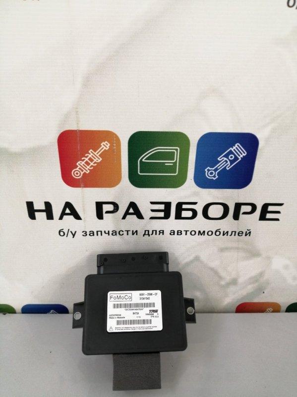 Блок управления парковочным тормозом Volvo S60 FS45 B4164T3 2012 (б/у)