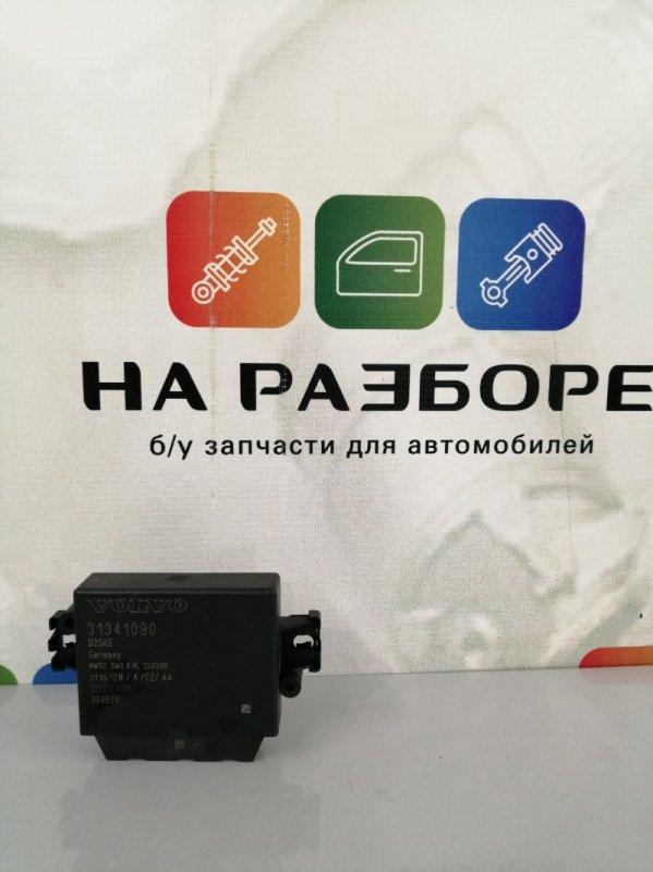 Блок управления парктроником Volvo S60 FS45 B4164T3 2012 (б/у)