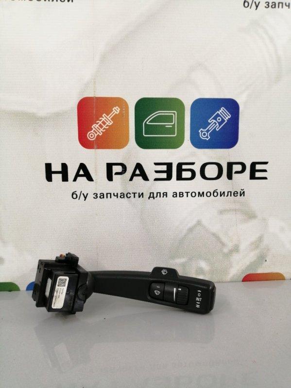 Подрулевой переключатель Volvo S60 FS45 B4164T3 2012 правый (б/у)