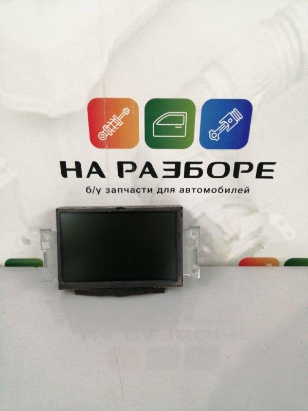 Информационный дисплей Volvo S60 FS45 B4164T3 2012 (б/у)