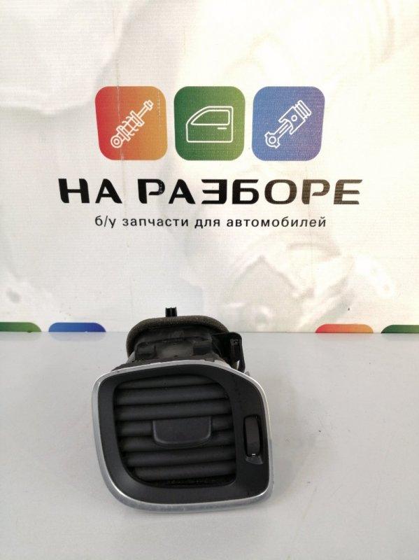 Дефлектор на торпедо Volvo S60 FS45 B4164T3 2012 правый (б/у)