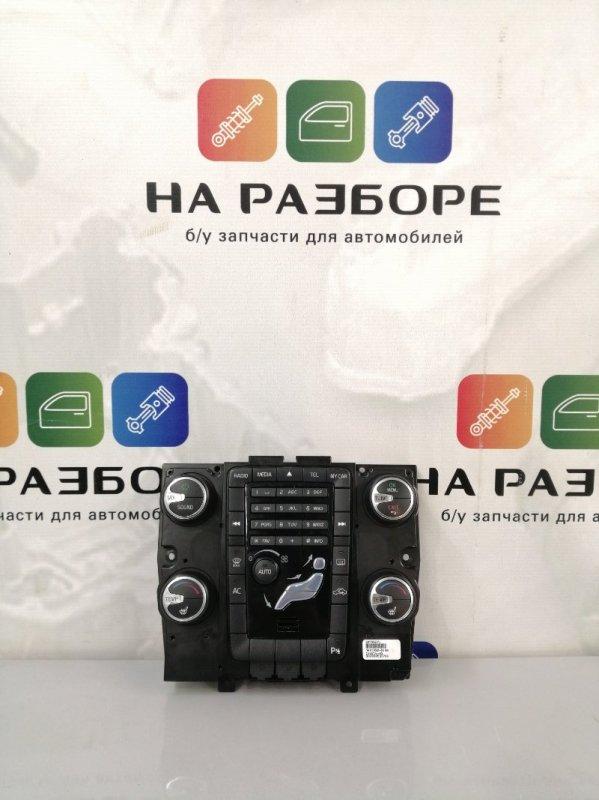 Панель управления климат-контролем Volvo S60 FS45 B4164T3 2012 (б/у)