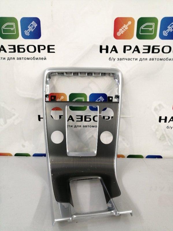 Накладка на центральную консоль (торпеды) Volvo S60 FS45 B4164T3 2012 (б/у)