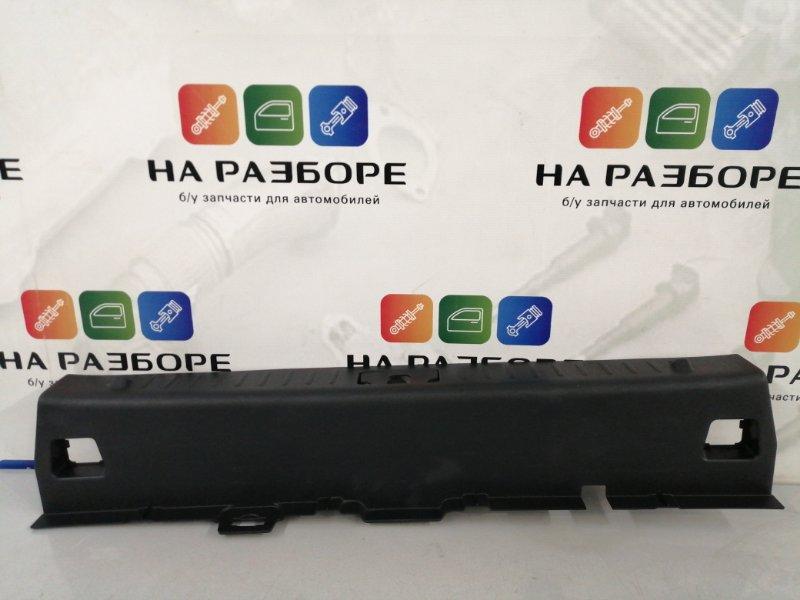 Накладка на заднюю панель Volvo S60 FS45 B4164T3 2012 (б/у)