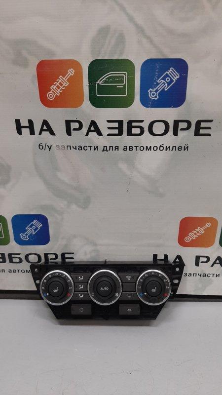 Панель управления климат-контролем Land Rover Freelander 2 L359 2.2 2012 (б/у)