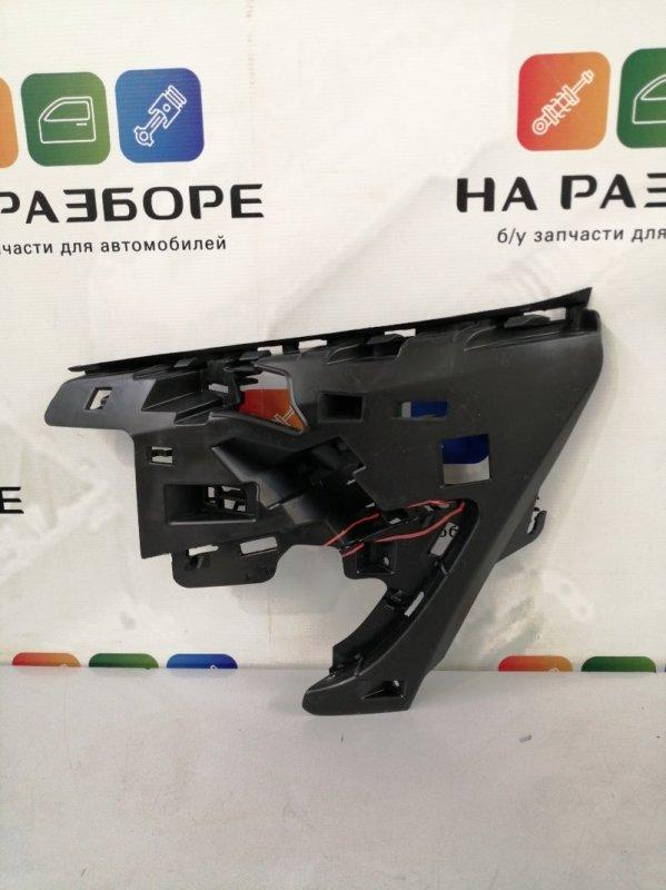 Крепление бампера Volvo S60 FS45 B4164T3 2012 переднее левое (б/у)