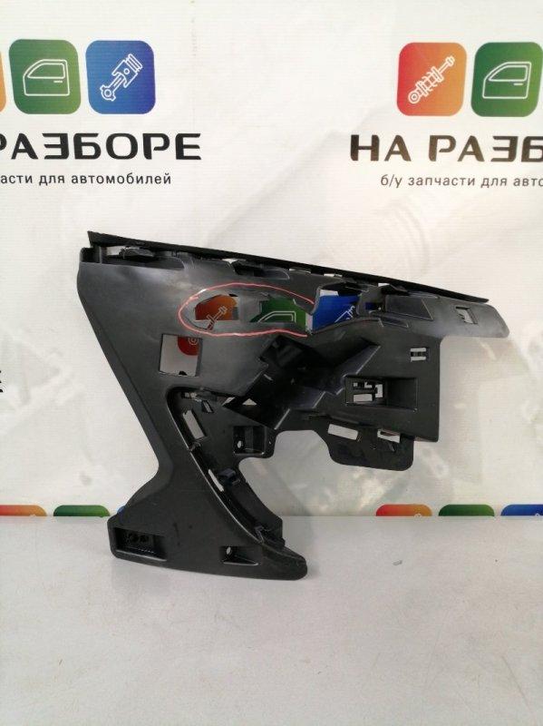 Крепление бампера Volvo S60 FS45 B4164T3 2012 переднее правое (б/у)
