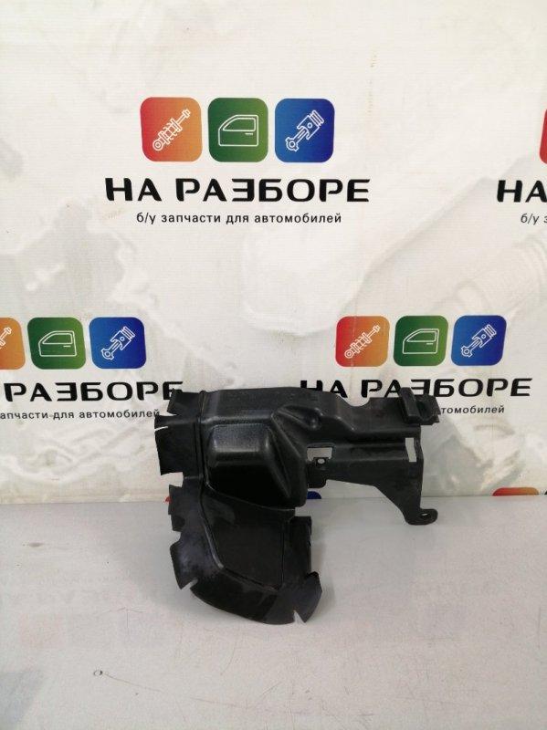 Дефлектор радиатора Volvo S60 FS45 B4164T3 2012 правый (б/у)