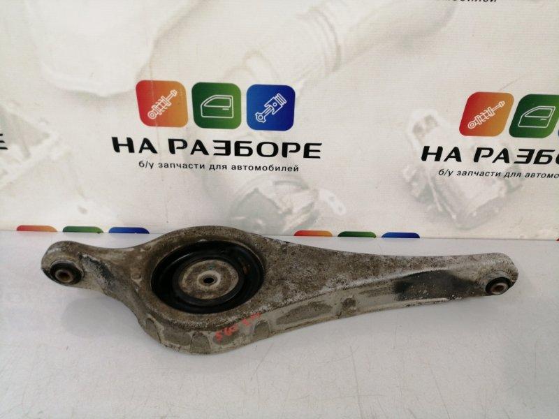 Рычаг подвески Volvo S60 FS45 B4164T3 2012 задний правый (б/у)
