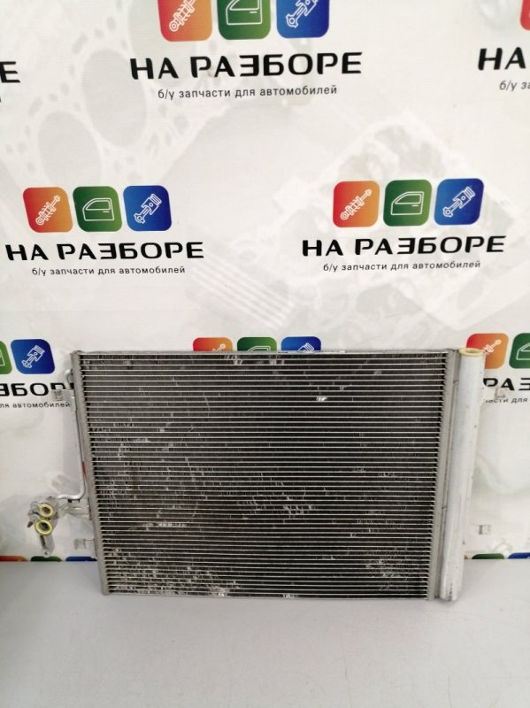 Радиатор кондиционера Volvo S60 FS45 B4164T3 2012 (б/у)
